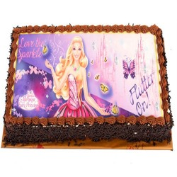 barbie-photo-cake