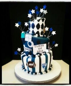 young entrepreneur Social theme cake with meaning