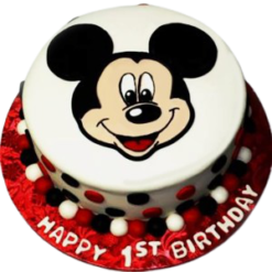 mickey mouse cake 1 kg